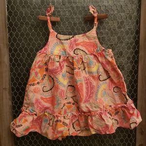 OshKosh Baby Girls Dress Pink Floral 3 month